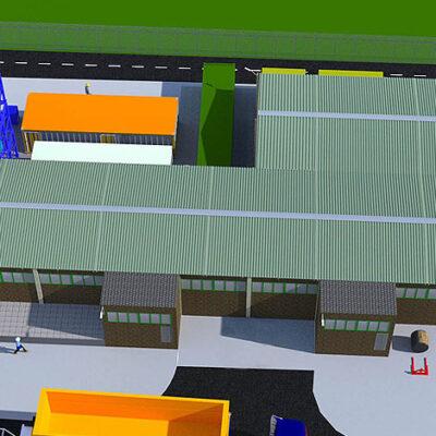 Ανακοίνωση υπογραφής Μνημονίου Συνεργασίας για το εργοστάσιο της Agrigas
